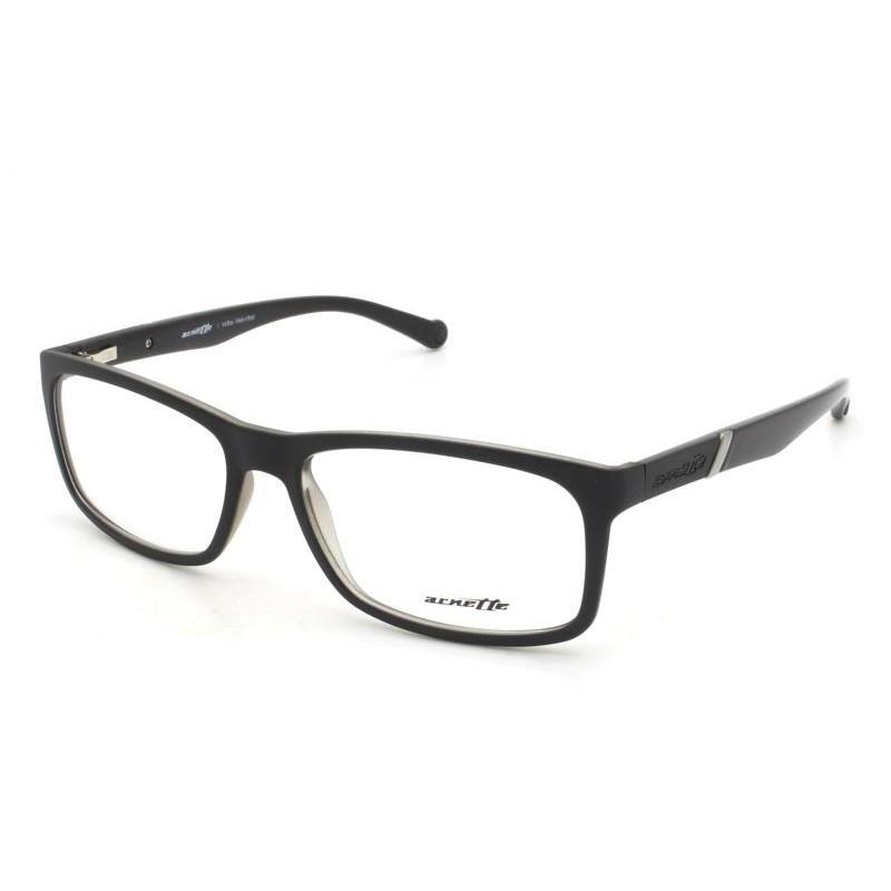 Óculos de Grau Arnette Preto AN7089L - 2216/55