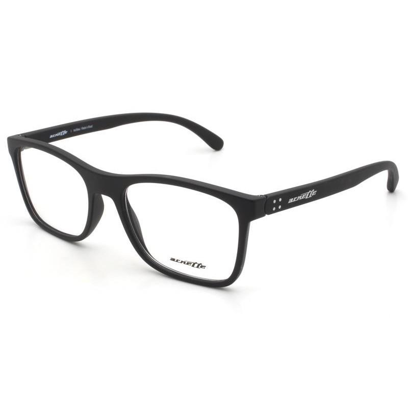 Óculos de Grau Arnette Preto AN7125L - 01/53