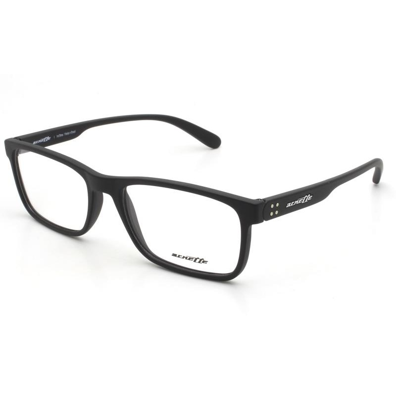 Óculos de Grau Arnette Preto AN7141L - 01/55