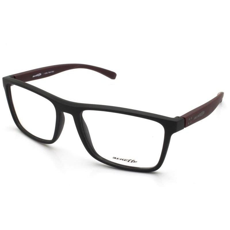 Óculos de Grau Arnette Preto AN7161L - 2689/56