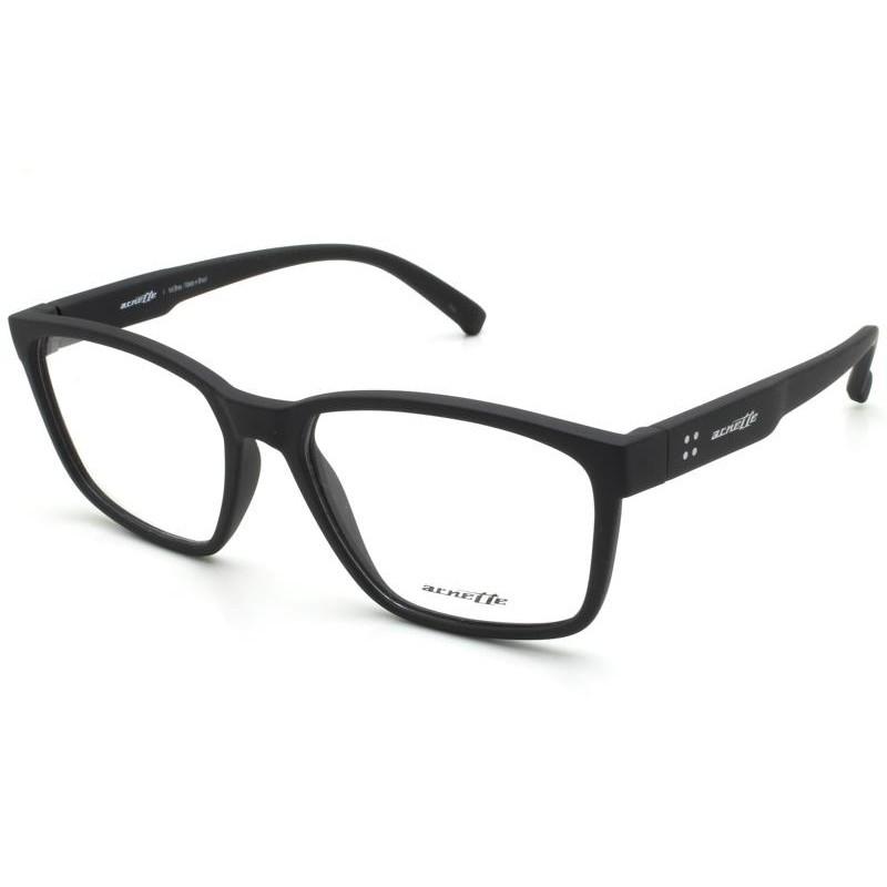 Óculos de Grau Arnette Preto AN7166L - 2596/55