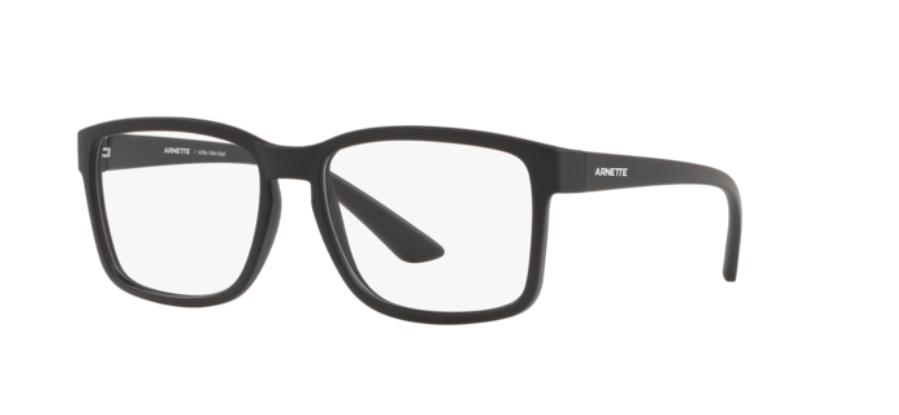 Óculos de Grau Arnette Preto AN7177L - 01/55