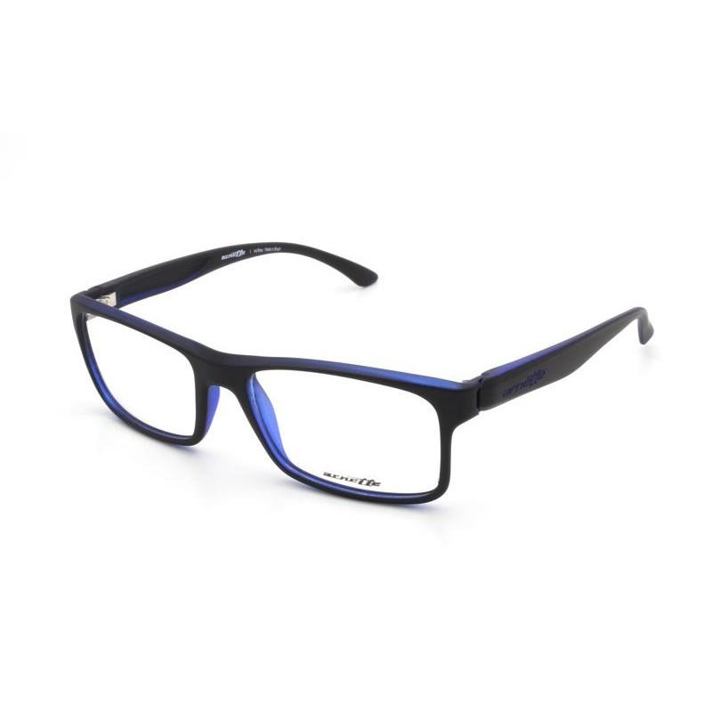 Óculos de Grau Arnette Preto/Azul AN7069L - 2248/53