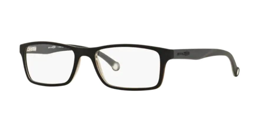 Óculos de Grau Arnette Preto/Cinza AN7073L - 2216/53