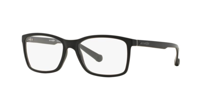 Óculos de Grau Arnette Preto Fosco AN7105L - 01/54