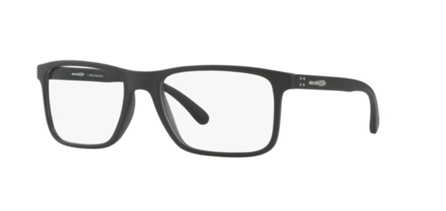 Óculos de Grau Arnette Preto Fosco AN7142L - 01/56