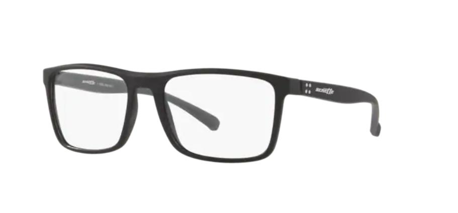 Óculos de Grau Arnette Preto Fosco AN7161L - 2574/56