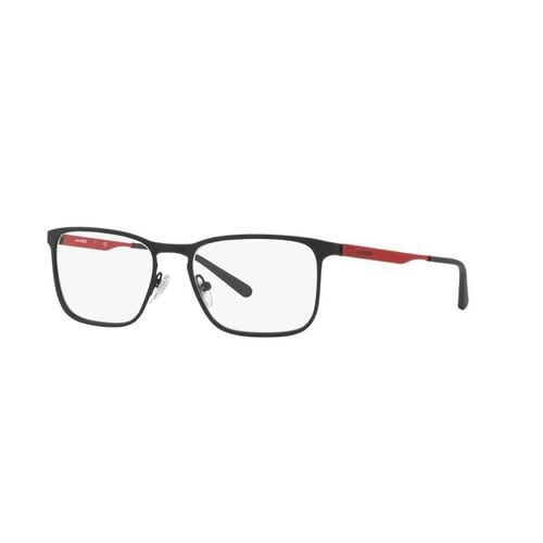 Óculos de Grau Arnette Woot!S Preto/Vermelho AN6116 - 698/53