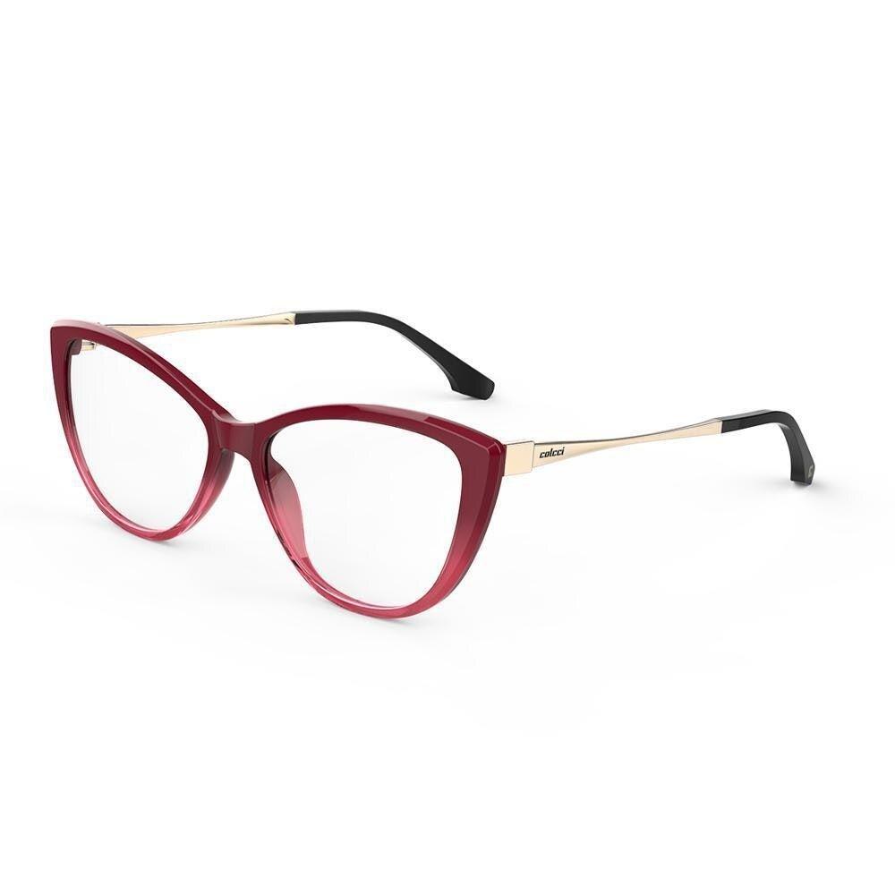 Óculos De Grau  Colcci Agatha Rx Bordo C6147c8655