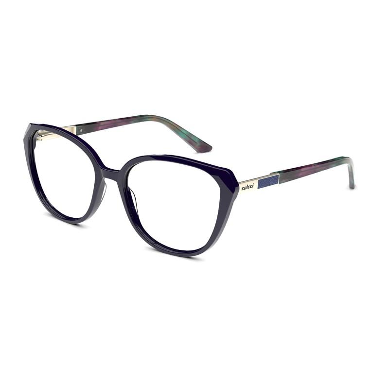 Óculos De Grau Colcci  Azul Escuro C6131K1555