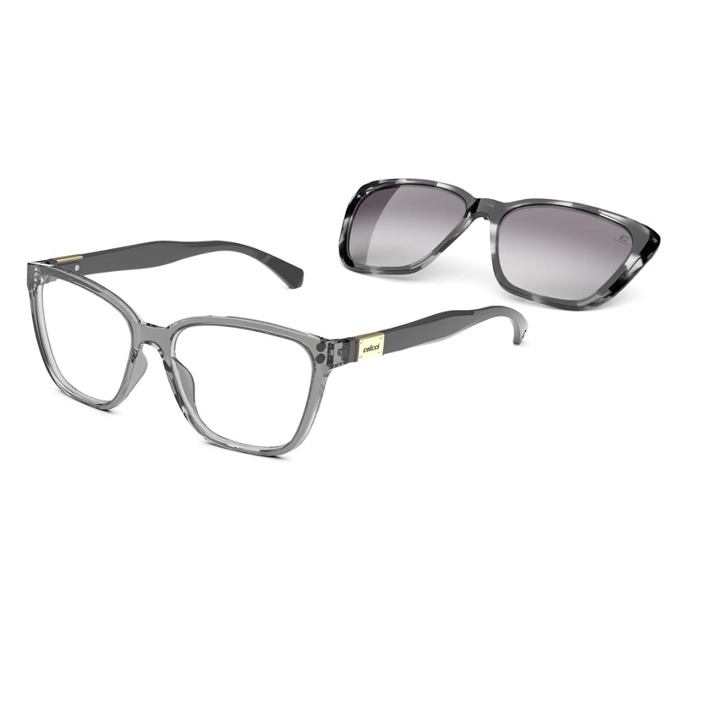 Óculos De Grau Colcci Bandy3 Clip-on C6149 DJ4/57
