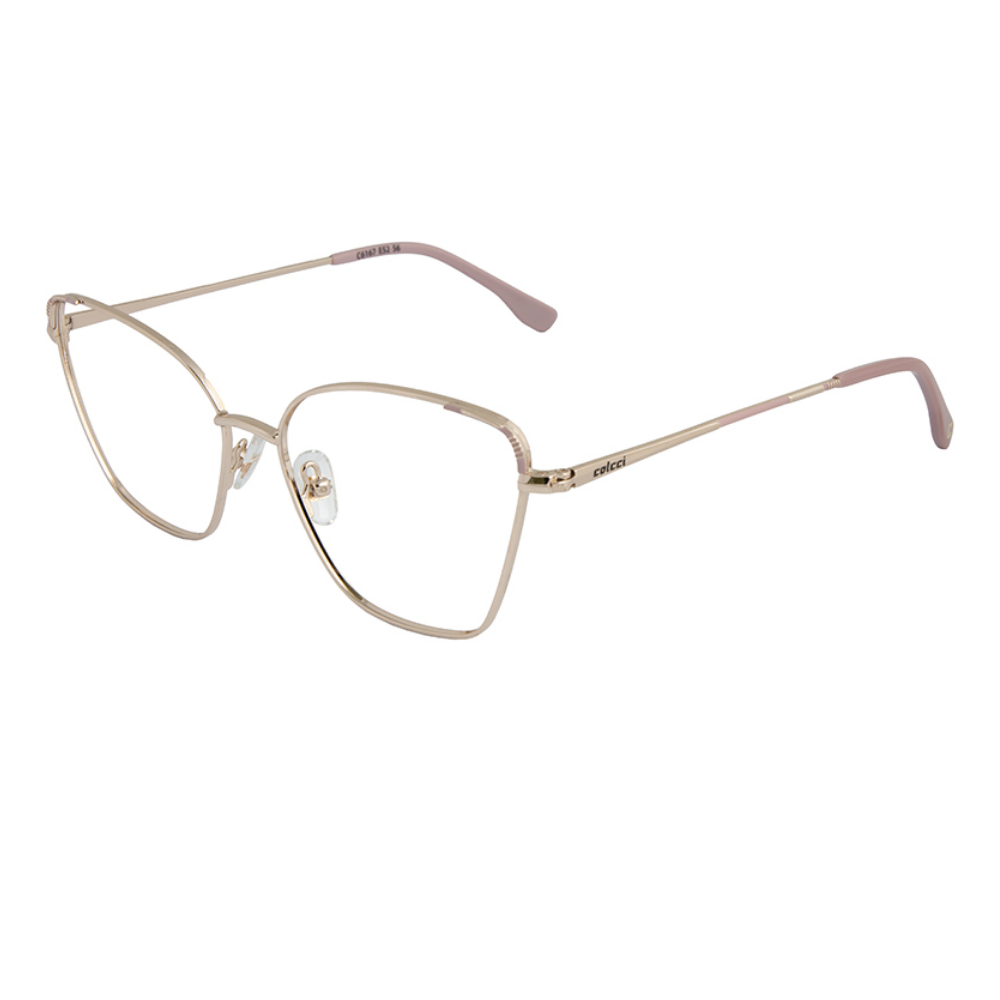 Óculos De Grau Colcci C6167 E52/56