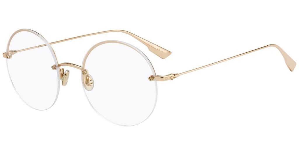 Óculos de Grau Dior Dourado STELLAIREO12 - DDB/54