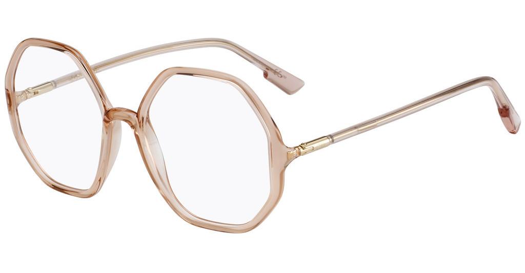 Óculos de Grau Dior Nude/Rosé SOSTELLAIREO5 - FWM/55
