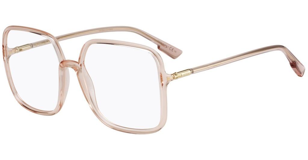 Óculos de Grau Dior Rosé SOSTELLAIREO1 - 35J/57