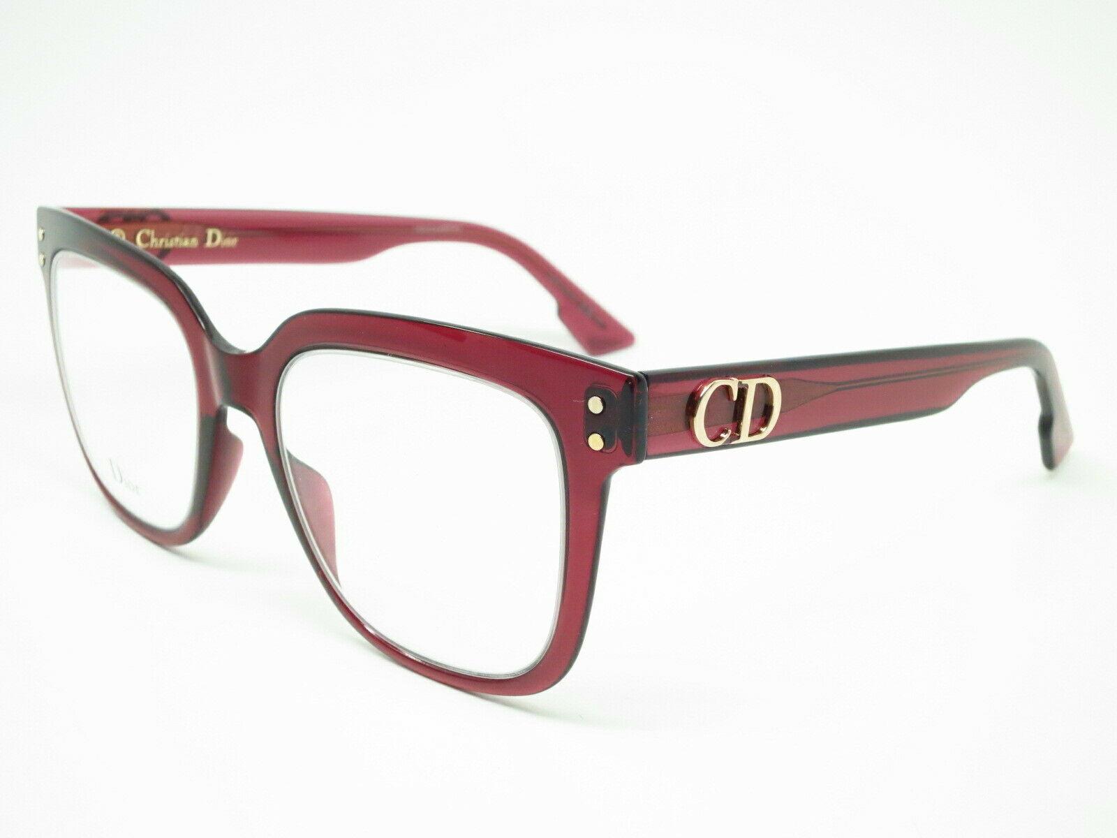 Óculos de Grau Dior Vermelho CD1 - LHF/50