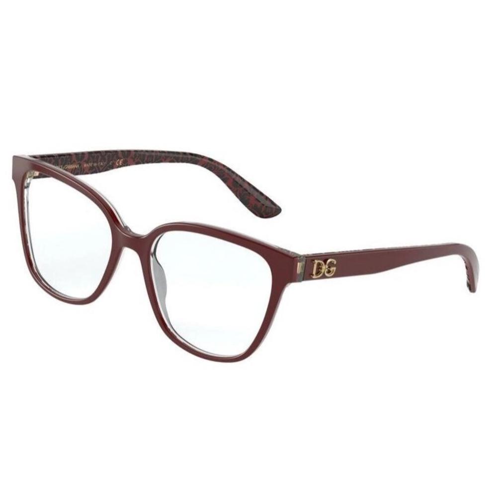 Óculos De Grau Dolce & Gabbana DG3321 3233/54