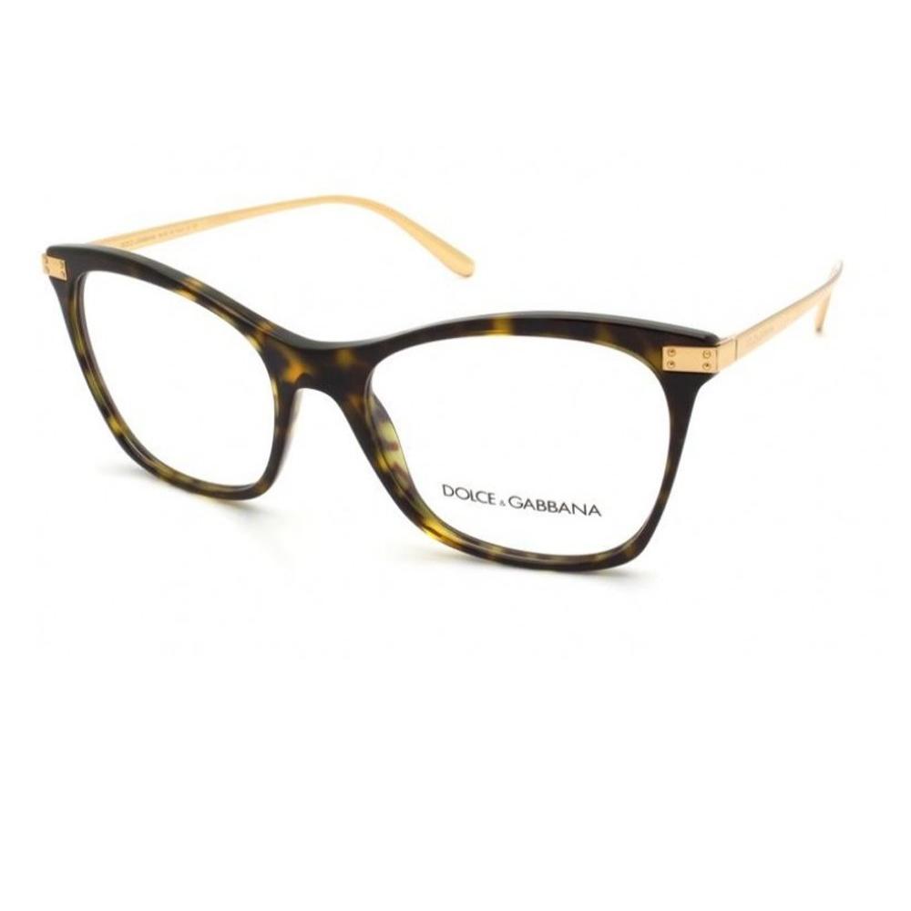 Óculos De Grau Dolce & Gabbana DG3331 502/54