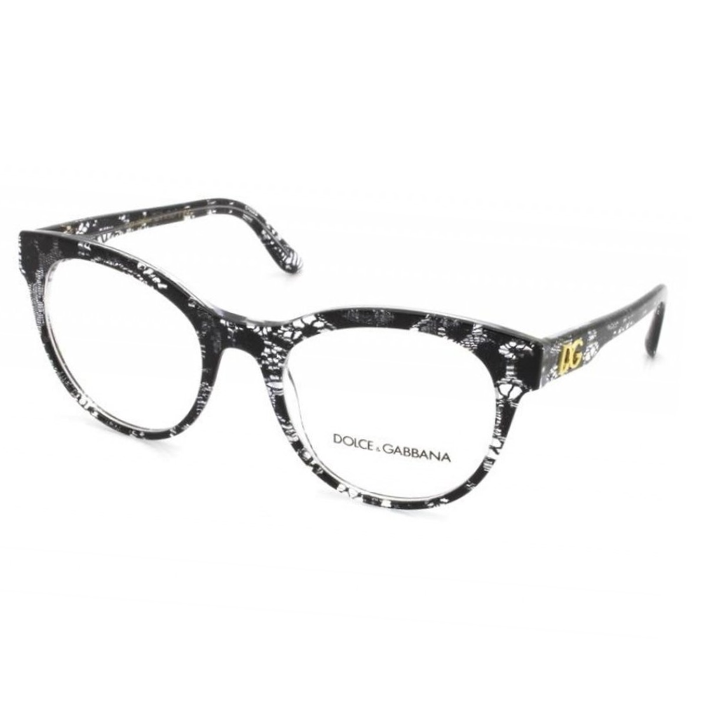 Óculos De Grau Dolce & Gabbana DG3334 3287/52