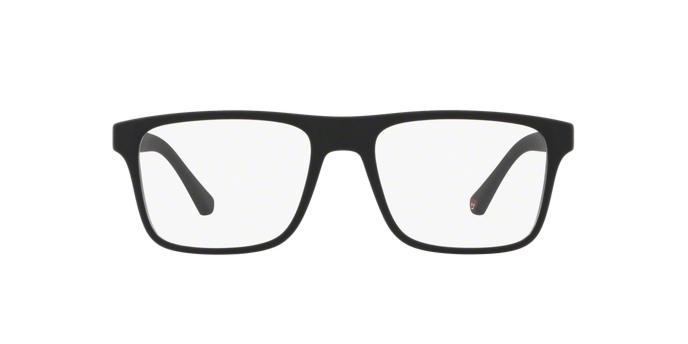 Óculos De Grau Empório Armani Clip On EA4115 50421W 54