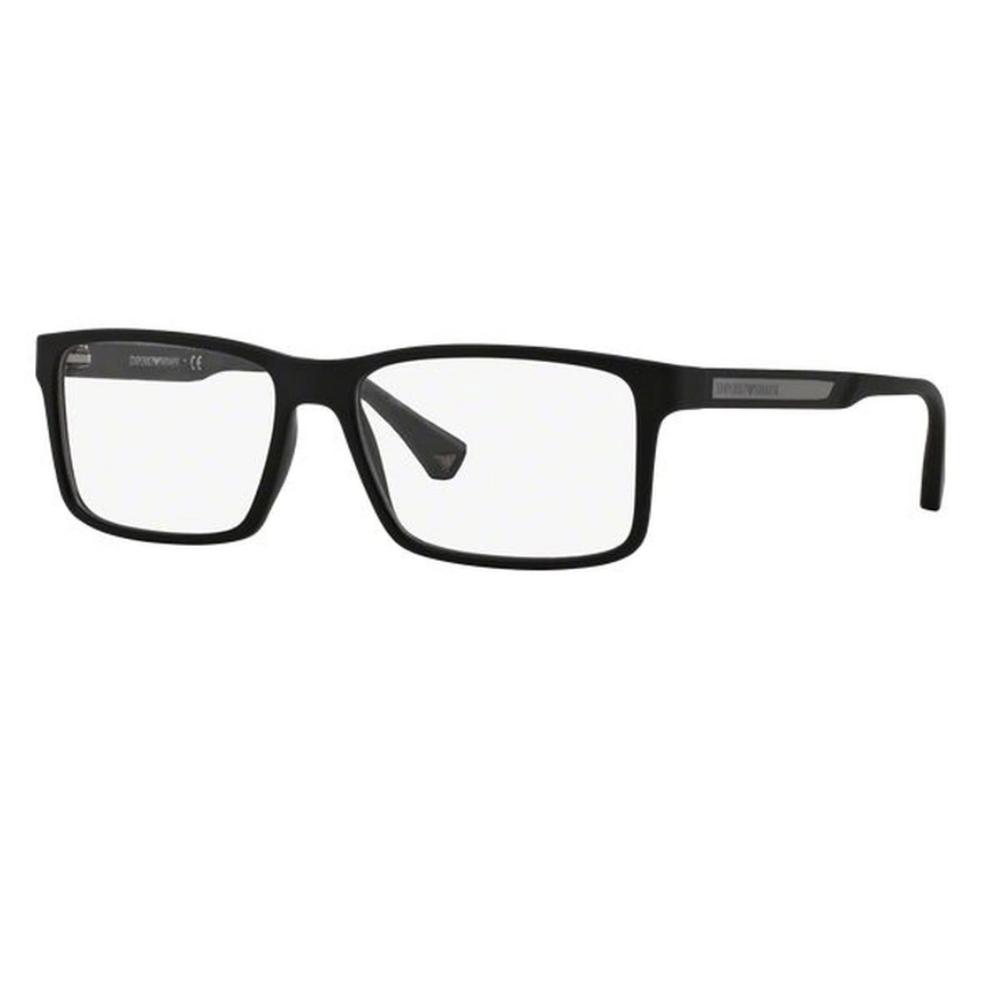 Óculos De Grau Empório Armani  EA3038 5063/56