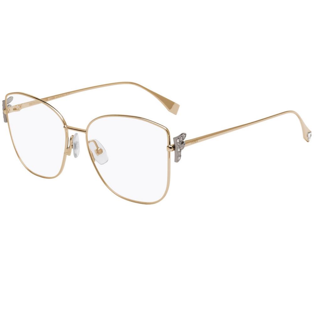 Óculos De Grau Fendi FF0390G DDB/56