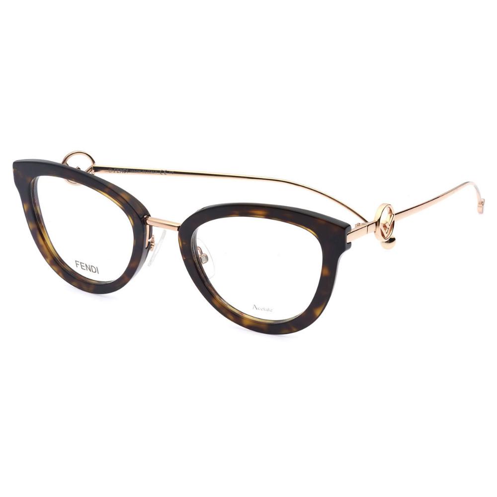Óculos De Grau Fendi FF0417 21K/49