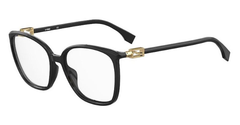 Óculos de Grau Fendi PFF0442G 807/55