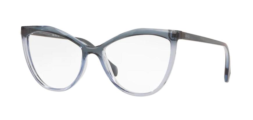 Óculos de Grau Grazi Azul/Cinza GZ3078 - H613/54