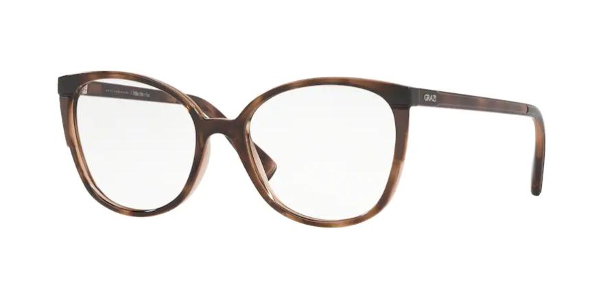 Óculos de Grau Grazi Havana/Marrom GZ3062 - G445/51