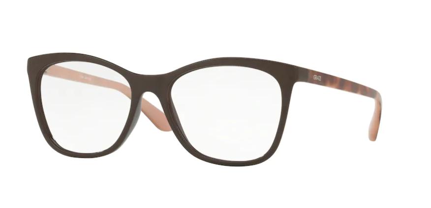 Óculos de Grau Grazi Marrom GZ3025 - E394/53