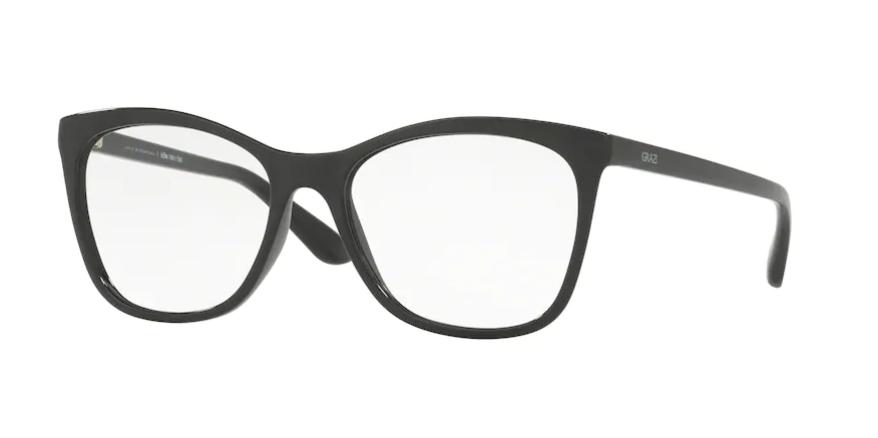 Óculos de Grau Grazi Preto GZ3025 - E391/53
