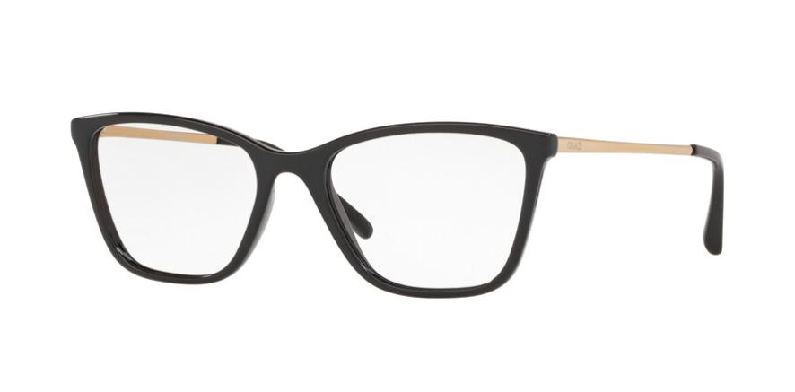 Óculos de Grau Grazi Preto GZ3051 - G449/52