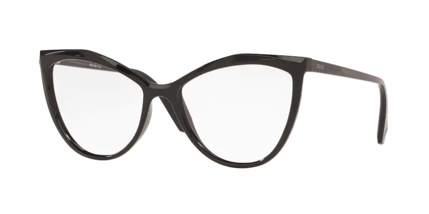 Óculos de Grau Grazi Preto GZ3078 - H616/54