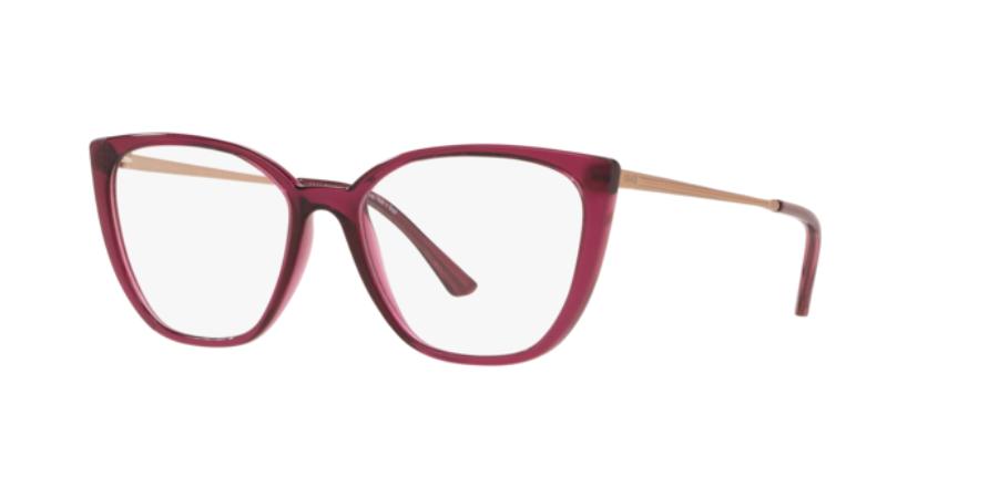 Óculos de Grau Grazi Púrpura GZ3077 - H611/53