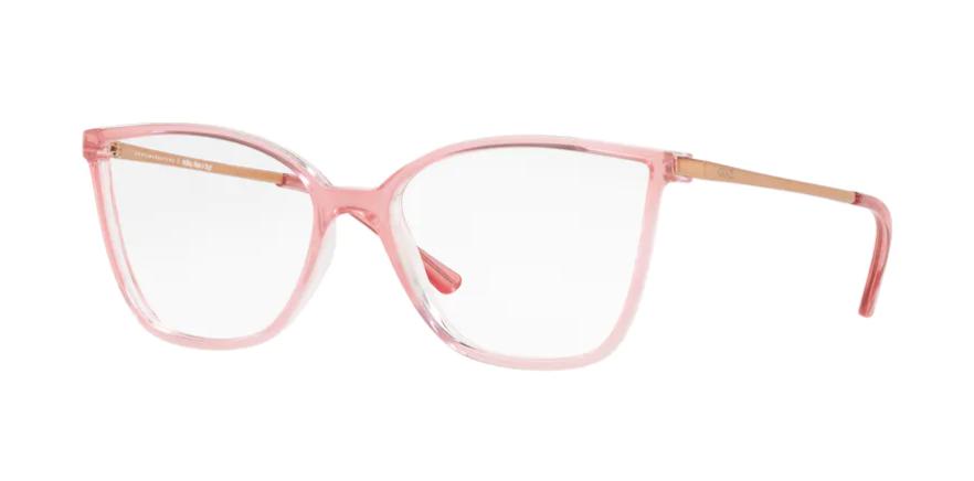 Óculos de Grau Grazi Rosa Translúcido GZ3067 - G695/52