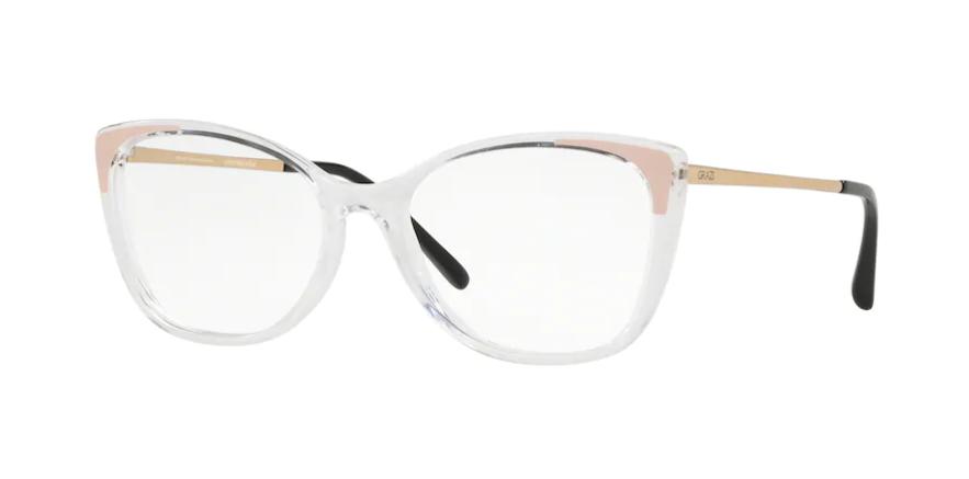 Óculos de Grau Grazi Transparente GZ3055 - G172/53