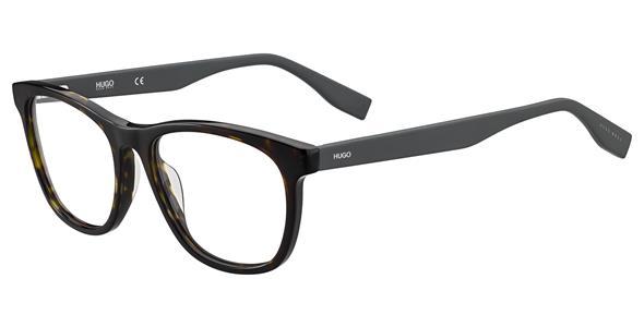 Óculos de Grau Hugo Boss Marrom Havana HG0318 - 086/52