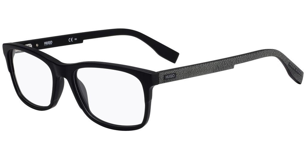 Óculos de Grau Hugo Boss Preto Fosco HG0292 - 003/54
