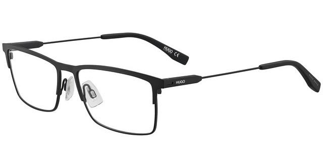 Óculos de Grau Hugo Boss Preto Fosco HG0329 - 003/57