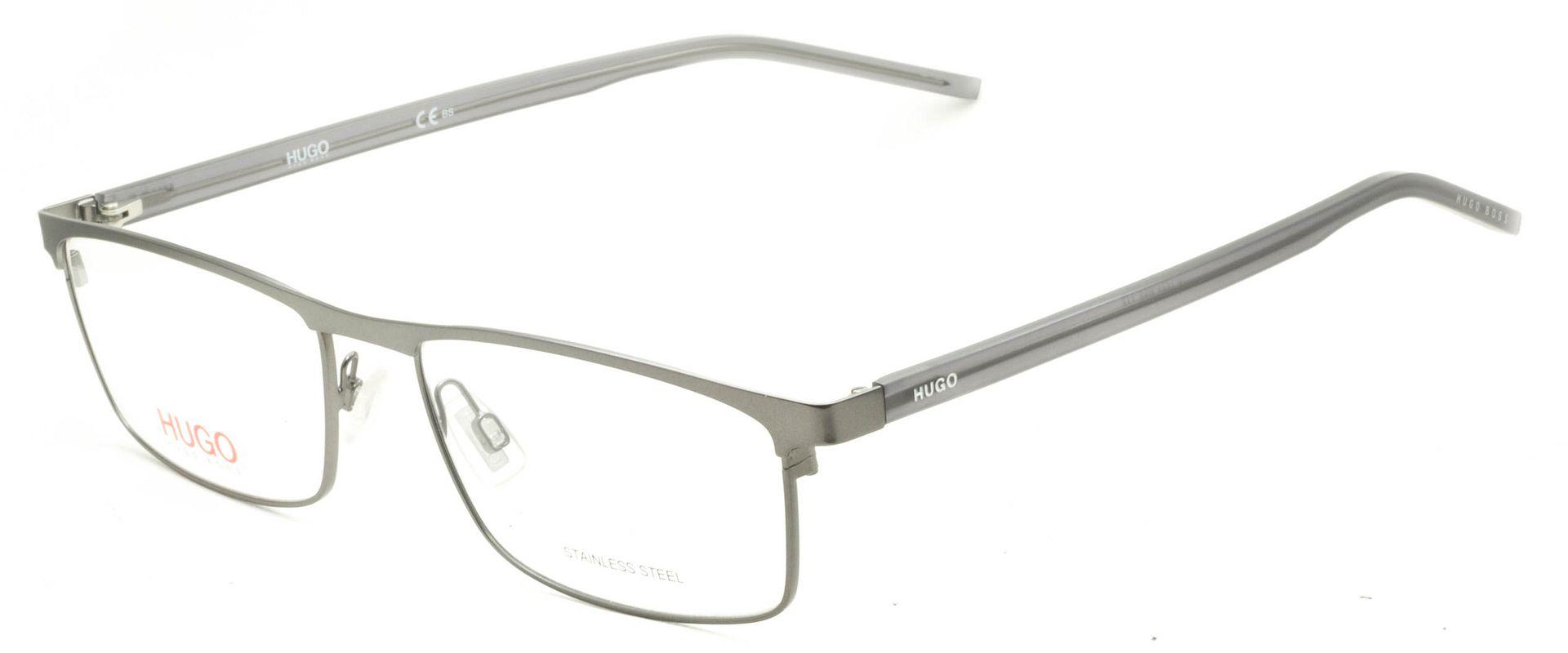 Óculos de Grau Hugo Boss Preto Fosco HG1048 - 003/57