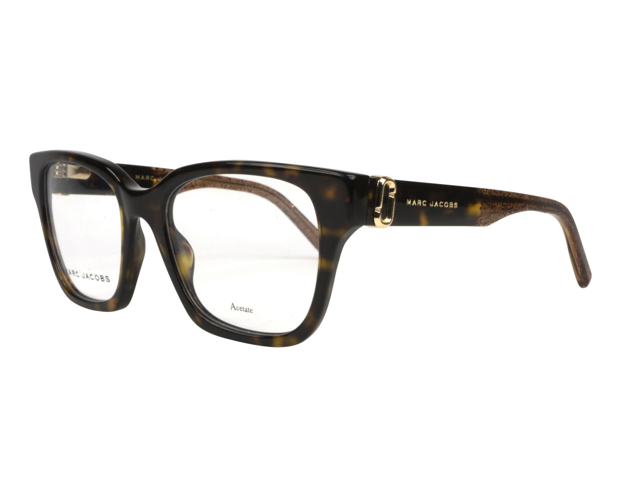 Óculos de Grau Marc Jacobs Havana Marc250 - DXH/51