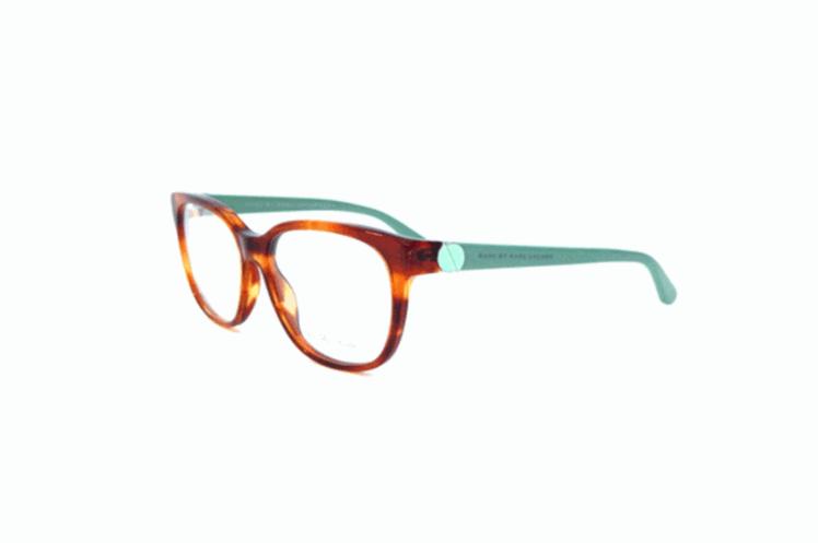 Óculos de Grau Marc Jacobs Havana/Verde MMJ599 - 5YI/52