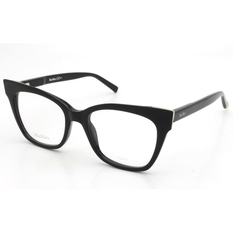 Óculos de Grau Max Mara Preto MM1318 - 807/51
