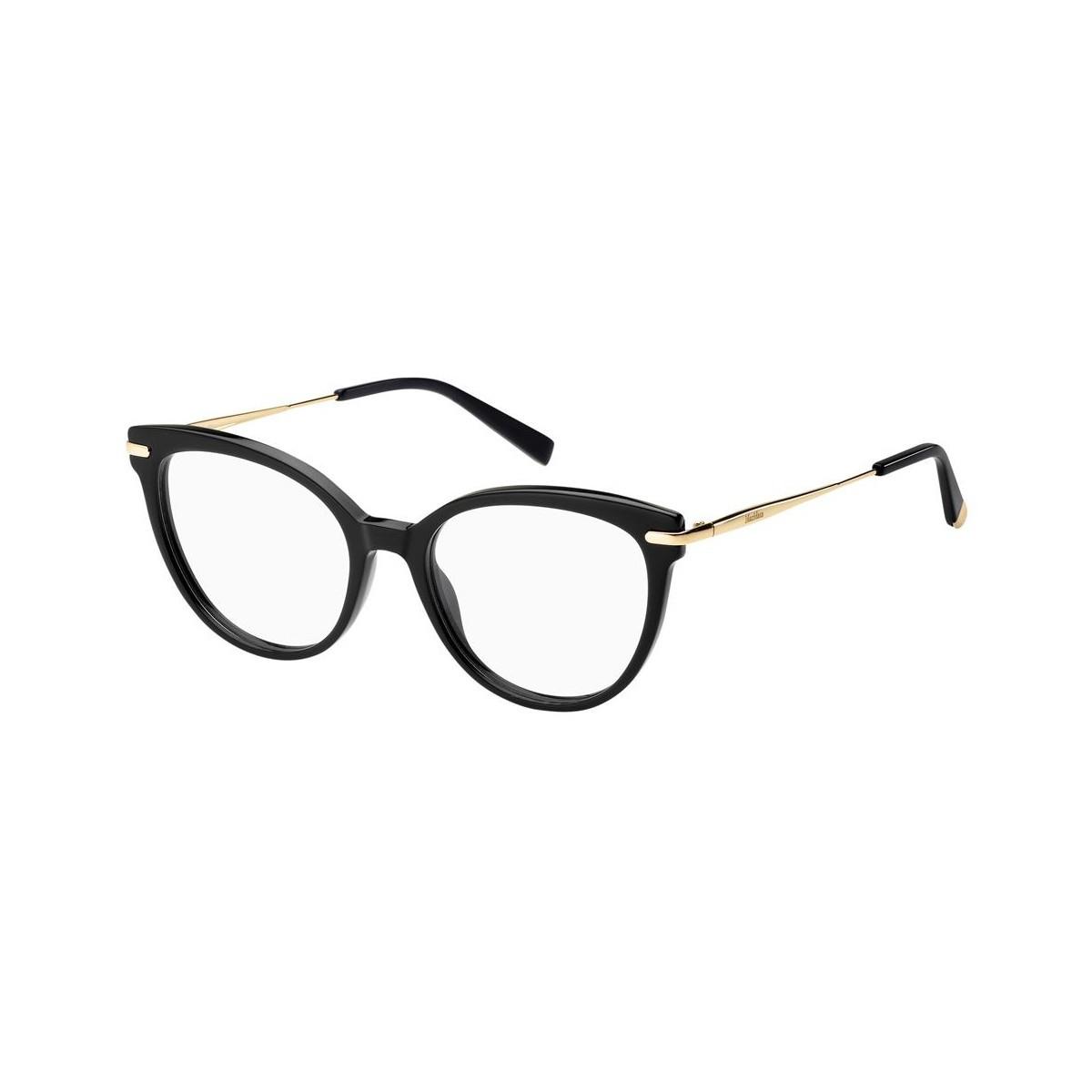 Óculos de Grau Max Mara Preto MM1335 - 807/52