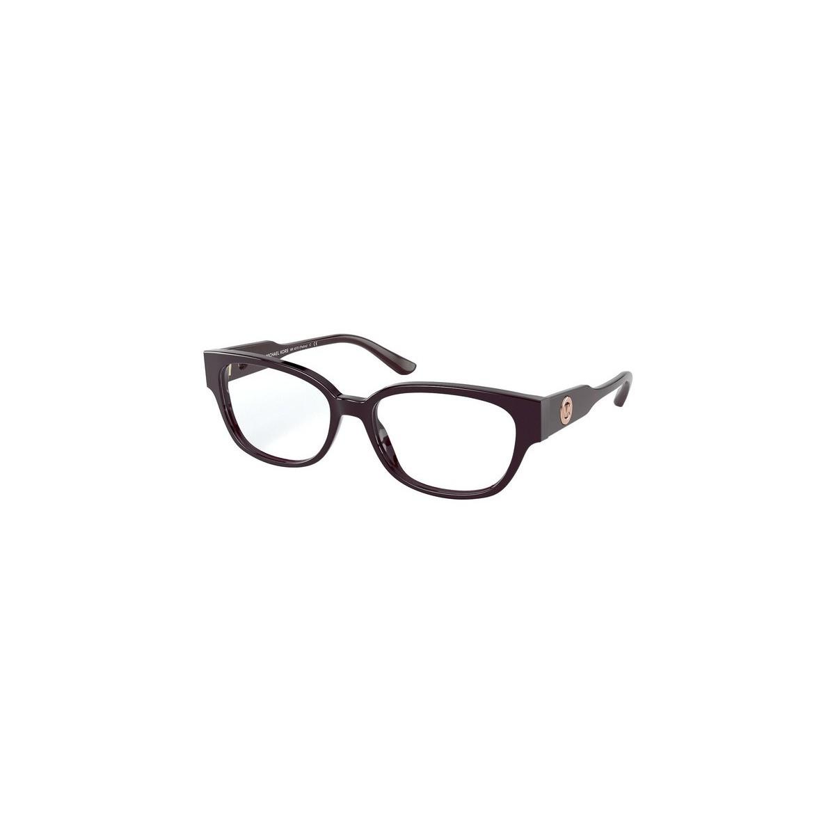 Óculos de Grau Michael Kors Padua Marrom  MK4072 3344 52