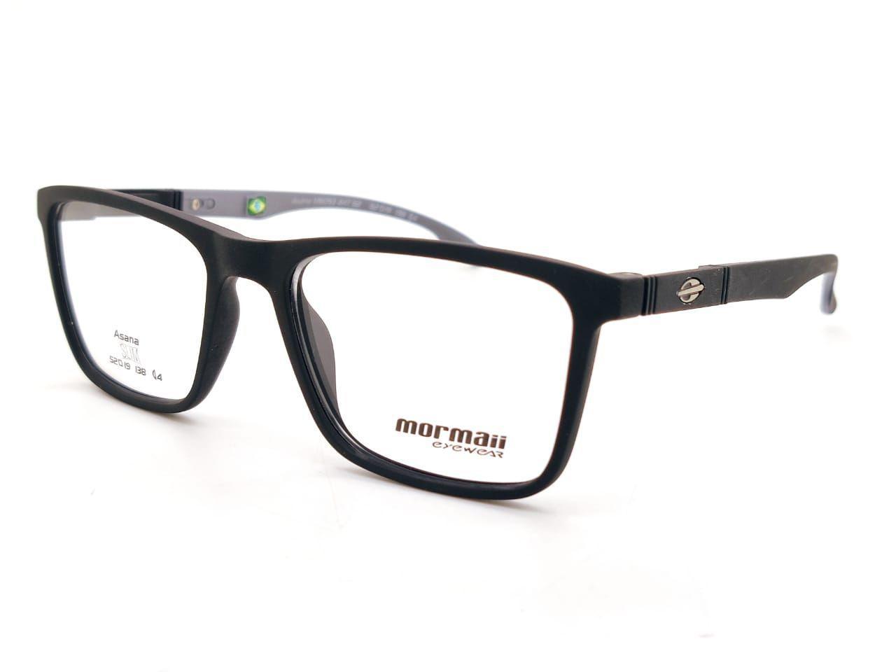 Óculos De Grau Mormaii Asana   M6053 AHT/52