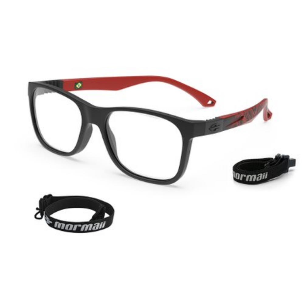 Óculos De Grau Mormaii  Infantil Grab NXTM6077 A85/51
