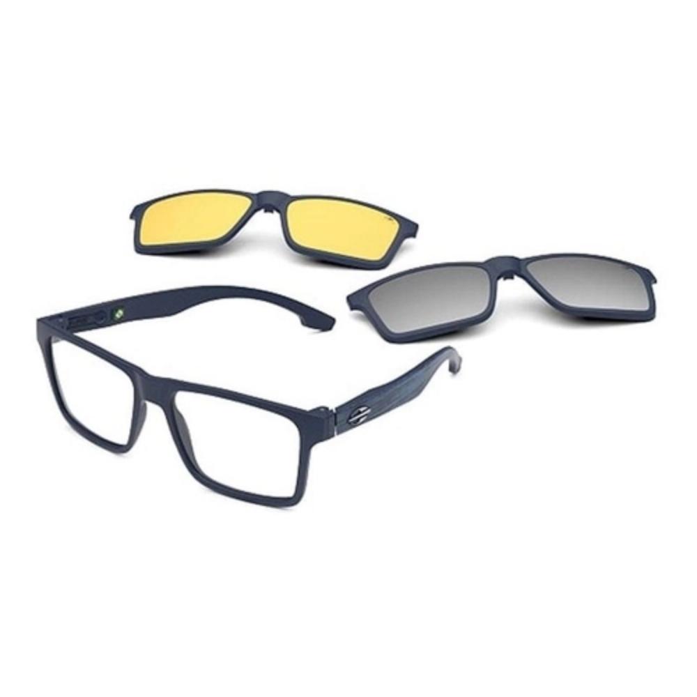 Óculos De Grau Mormaii Swap Ng Duo Clip On M6098 KCH/56