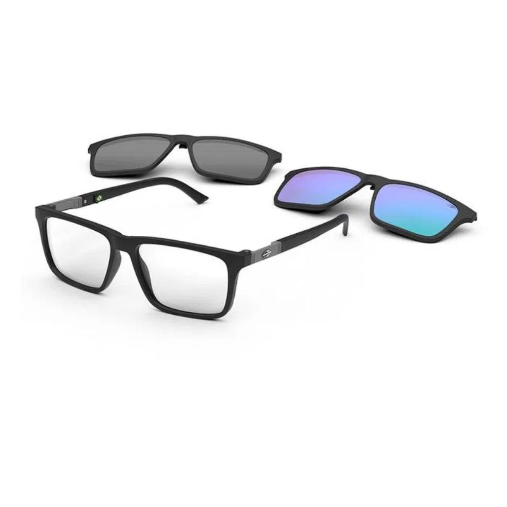 Óculos De Grau Mormaii Swap Ng Duo Clip On M6112 AFE/55